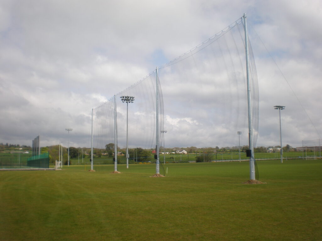 Advantages of high netting